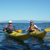 Mistaken Island with Adventuress Sea Kayaking
