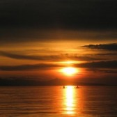 Sunset Paddle with Adventuress Sea Kayaking