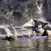 Gulf Islands kayaking with Adventuress Sea Kayaking