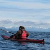 Mistaken Island by Sandy McRuer - Adventuress Sea Kayaking