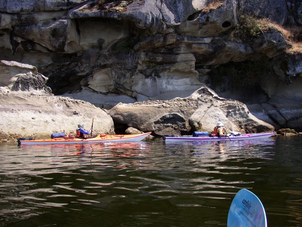 Adventuress Sea Kayaking