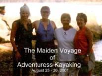 Adventuress - Wilderness Adventures for Women