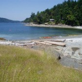 Kayaking in the Gulf Islands