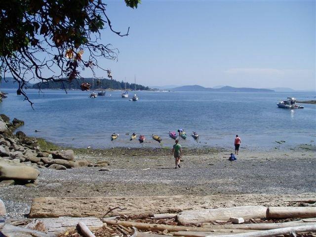 Pirates Cove beach
